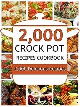 Crock Pot Recipes Cookbook Freezer ebook product image