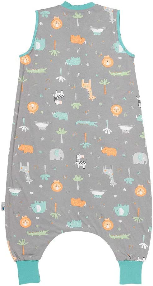 Moon/&Stars Slumbersac Summer Toddler Sleeping Bag with Feet 0.5 Tog 3-4 years//100cm