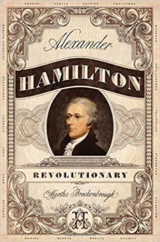 Image result for alexander hamilton revolutionary book