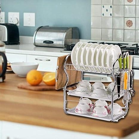 Chifans Rack de Almacenamiento de Cocina Multifuncional ...