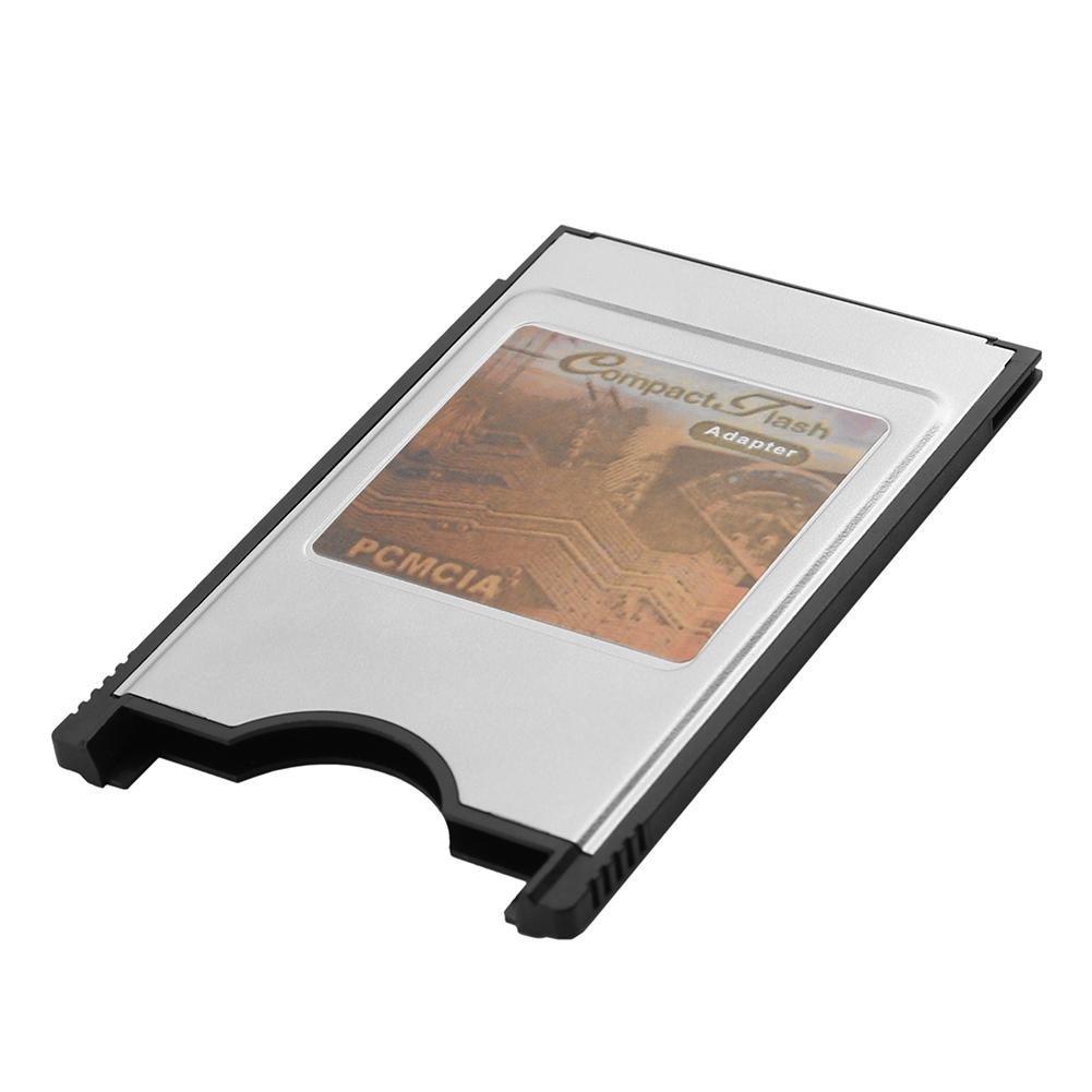 Asiright PCMCIA - Adaptador de Lector de Tarjetas CF DE 16 ...