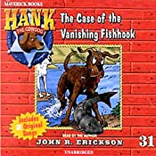The Case of the Vanishing Fishhook | John R. Erickson