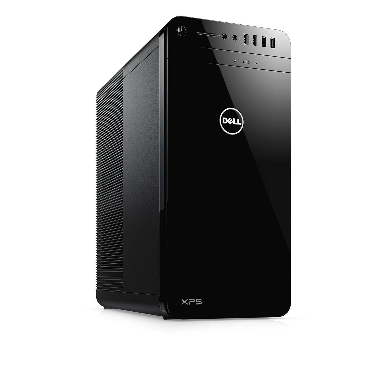 2017 Dell XPS 8910 Flagship Premium High Performance Desktop PC, Intel Quad-Core i5-6400 2.7GHz, 8GB DDR4 1TB 7200RPM HDD DVD+/-RW NVIDIA GeForce GT 730 WIFI Bluetooth HDMI VGA Windows 10 Professional