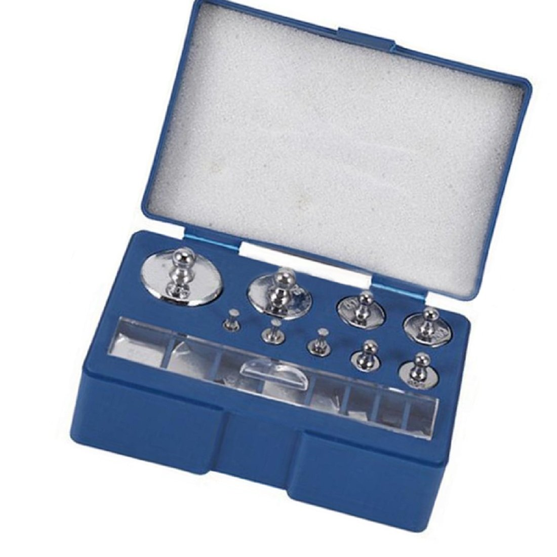 Tinsay Calibration Weight Kit-Precision Weight 10mg-100g Precision Calibration Steel Calibration Scale Weight Set for Digital Balance Scale, Jewellery Scale by Tinsay (Image #1)