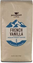 Paramount Roasters Coffee (French Vanilla Ground Coffee, 40 oz)