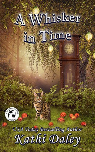 A Whisker in Time (A Whales and Tails Cozy Mystery Book -