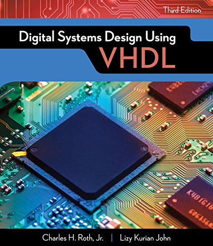 Digital Systems Design Using Vhdl  Activate Learning With These New Titles From Engineering