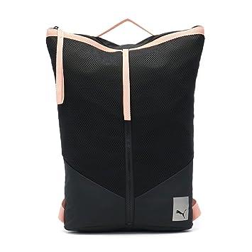 Puma Prime Zip Backpack EP Mochila, Unisex Adulto, Negro, Talla única: Amazon.es: Deportes y aire libre