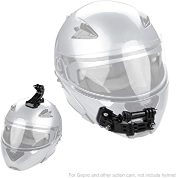 Casco Kit de montaje de casco de barbilla para GoPro Hero 5 6 ...