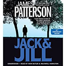 Jack & Jill Audiobook by James Patterson Narrated by Ron Butler, Maxwell Hamilton