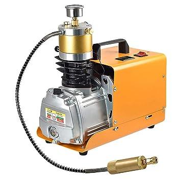 Attraktiva GRANVOO 220V PCP-Kompressor Hochdruck elektrische Luftpumpe AK-57