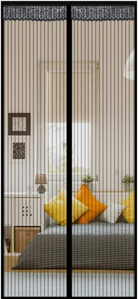 Mosquitera Puerta 100 * 210cm Mosquiteras Imanes con Marco completo Velcro para Sala de estar Cocina Cuarto Sala de Piano: Amazon.es: Bricolaje y herramientas