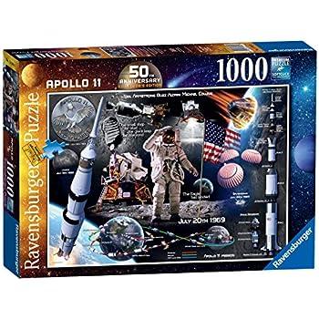 Amazon.com: Aquarius NASA Mission Patches Jigsaw Puzzle ...