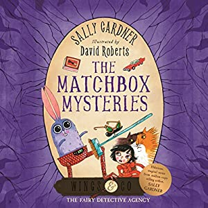 The Matchbox Mysteries Audiobook