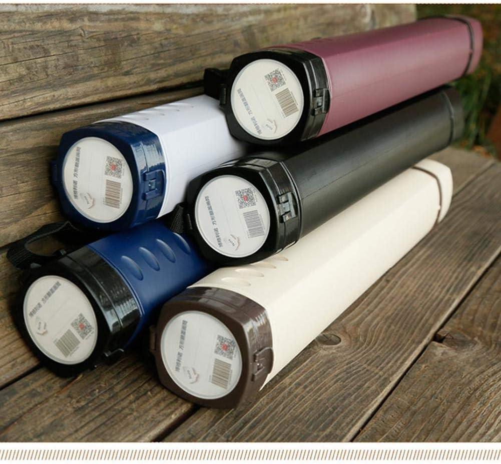 Biggystar Dessin Papier Tube Calligraphie Collection De Peintures Tube Grand Carr/é T/élescopique Dessin Tube Enrouleur Cadre Art Outils