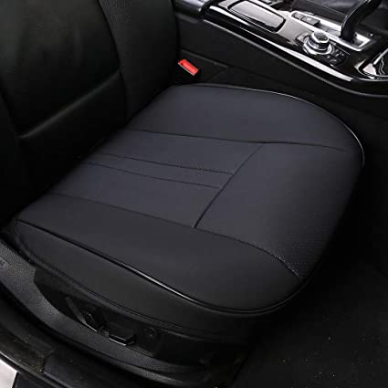 amazon com shakar pu leather seat covers for car front seats luxuryimage unavailable image not available for color shakar pu leather seat covers for car
