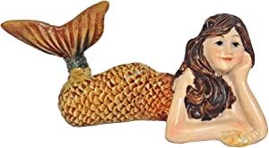 Miniature Fairy Garden Day Dreaming Mermaid Figurine