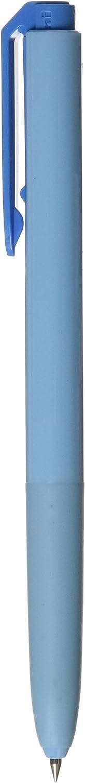 Uni Ball Signo Knock Ballpoint Pen RT1 0.38mm Black Ink Aqua UMN155C38.32