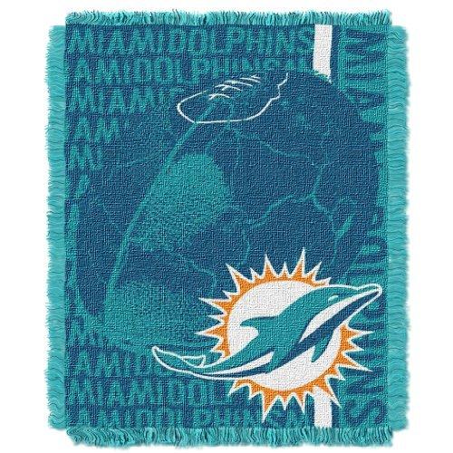 Northwest Miami Dolphins Soft Blanket - 7