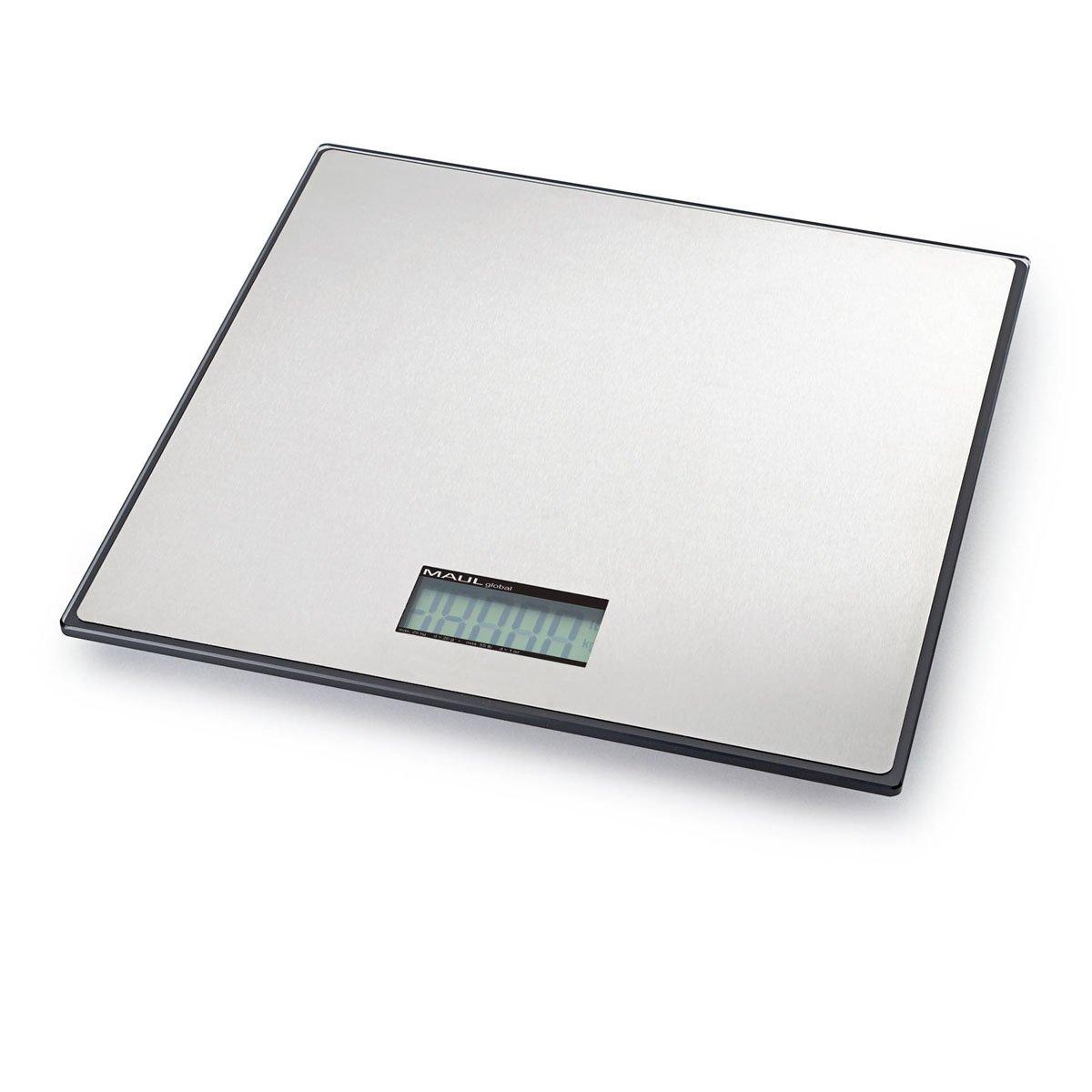 MAUL Pèse-paquets MAULglobal 1712590 25 kg 32 x 32 cm 1 pcs
