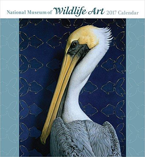 Wildlife Art Museum - 2017 National Museum of Wildlife Art Wall Calendar