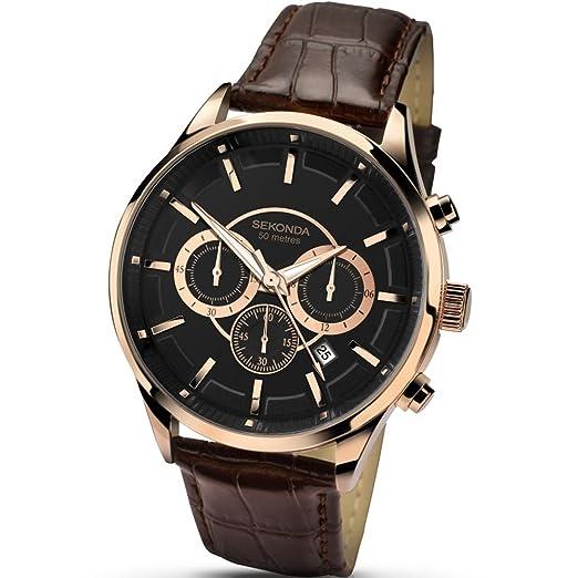 3dcee4c7cab Mens Sekonda Chronograph Watch 1178  Amazon.co.uk  Watches