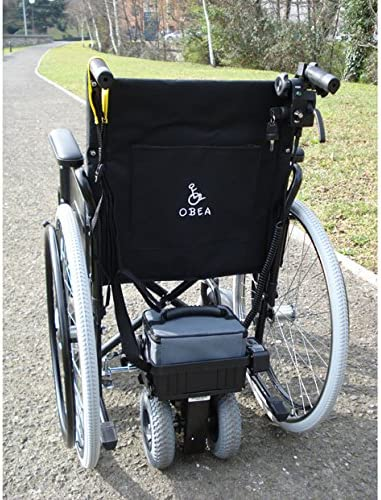 Motor para silla de ruedas manual - Obea - POWER01