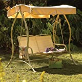 Garden Winds Replacement Canopy for A-Frame Swing