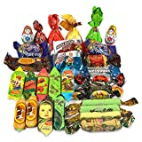 Gourmet Russian and Ukrainian Chocolate Candy Assortment, 1 lb/ 0.45 kg by Gourmet Gifts