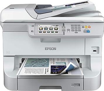 Epson WF-8510DWF - Impresora multifunción de Tinta: Amazon.es ...
