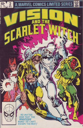 Vision & Scarlet Witch (Vol. 1), Edition# 2