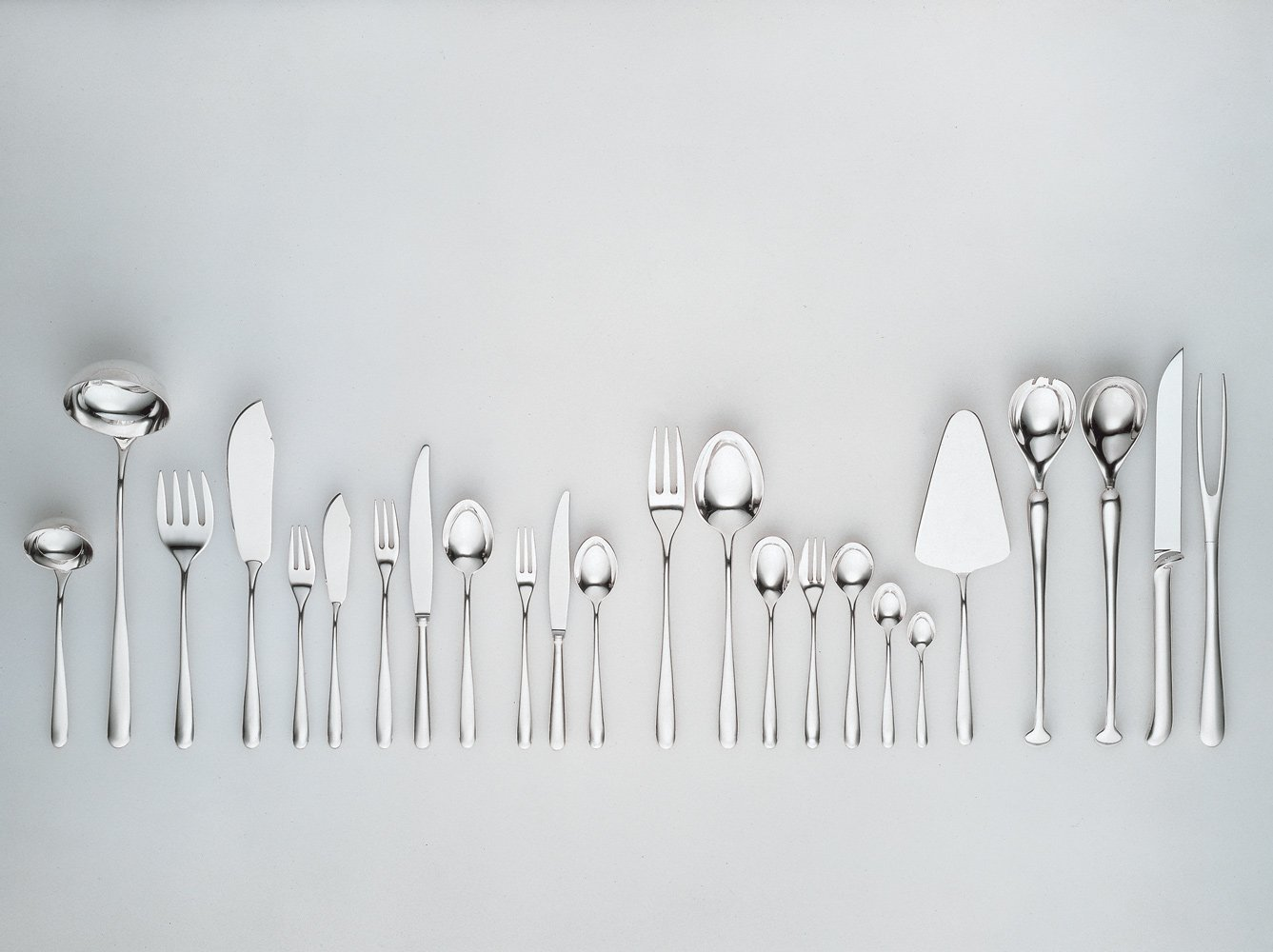 Alessi LCD01/12''Caccia'' Serving Fork Silver by Alessi (Image #7)