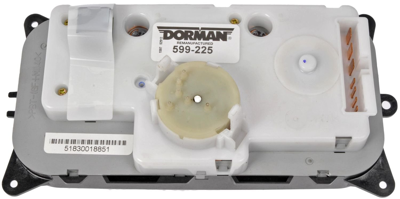 Dorman 599225 Climate Control Dorman - OE Solutions 599-225