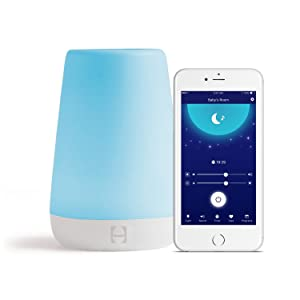 Hatch Baby Rest Sound Machine, Night Light and Time-to-Rise natural sleep aids - 61ASu 5HgBL - Natural sleep aids – the best supplements to end sleepless nights