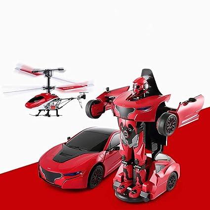 Amazon.com: Mopoq - Robot de policía con mando a distancia ...