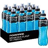 Powerade Mountain Blast Sports Drink 12 x 600mL