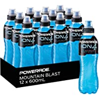 Powerade Mountain Blast Sports Drink 12 x 600mL