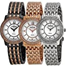 August Steiner Three Watch Set for Ladies AS8027-SET