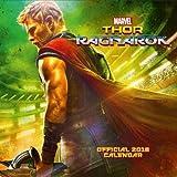 Thor: Ragnarok Official 2018 Calendar - Square Wall Format