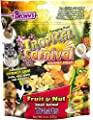F.M.Brown's Tropical Carnival Fruit & Nut Small Animal Treat ,8 oz (Pack of 3)