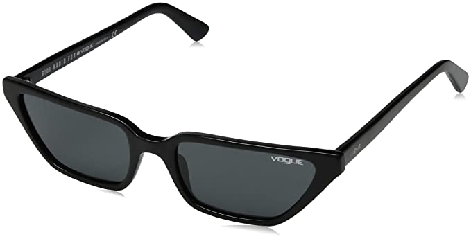 Vogue 0VO5235S, Gafas de sol para Mujer, Black 53: Amazon.es ...