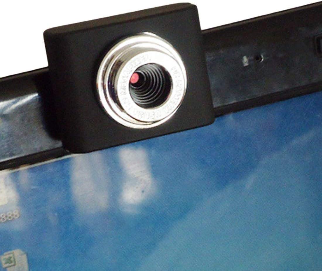iHen-Tech Cam/éra Web Webcam Mini USB 2.0 Webcam de 30 M/éga Pixel Cam/éra Webcam pour Ordinateur PC Couleur Noir