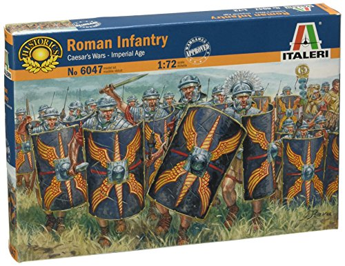Italeri - 1:72 Cesars Wars Roman Infantry