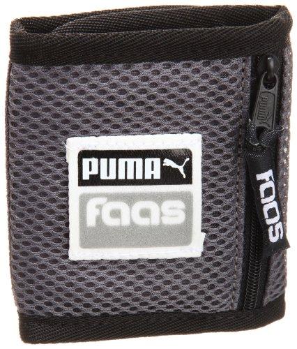 PUMA Mens Faas Training List Wallet W10cmxH9cm Black