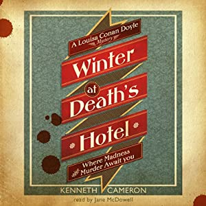 Winter at Death's Hotel Audiobook
