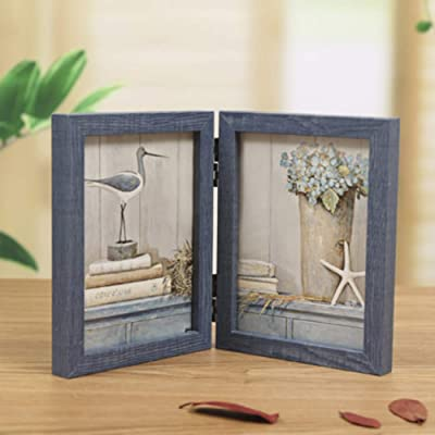 QTQHOME Hinge, Two Sheets Photo for Suitable for Friend Holidays -A 15x19cm(6x7inch)
