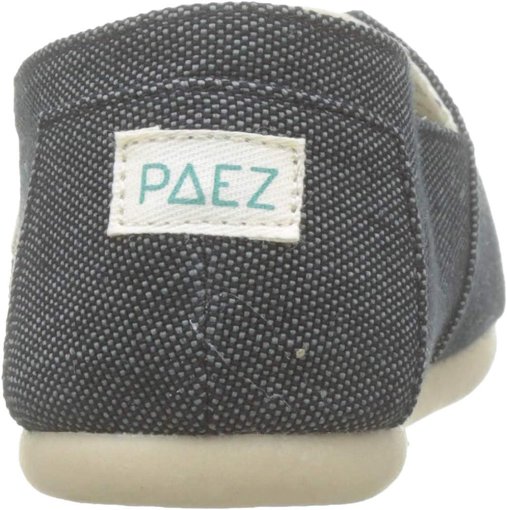 Paez Damen Classic Combi Espadrilles Schwarz Negro 001 McNmL