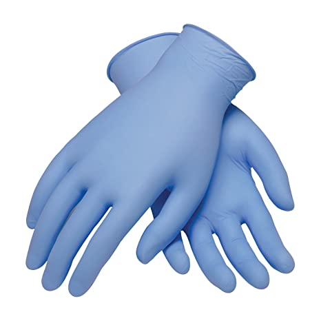 Protective Industrial Products Gloves (NITRILE XL PK100)