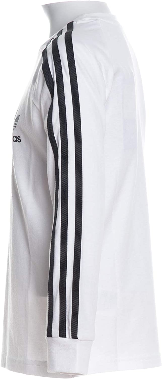 T-Shirt Manches Longues Junior Adidas 3 Stripes