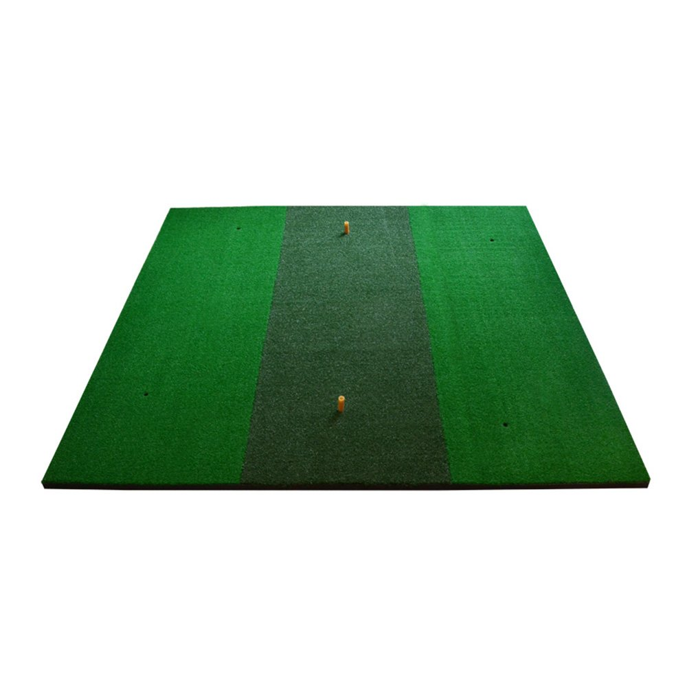 YX Xuan Yuan ゴルフスイングブローマット 屋外練習用ブランケット 150×150cm